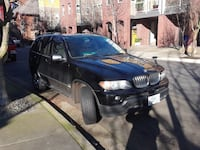 2005 BMW X5 3.0 engine Portland