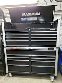 FS: Mastercraft Maximum toolbox like new $1000firm Richmond Hill, L4S 1J8