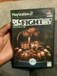 Def Jam Fight for NEW York ps2 Brampton, L6S 4H4