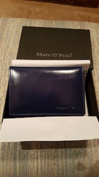 New..Royal Blue Marc O'Polo Wallet