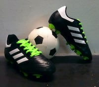 Adidas cleats for kids size 1 Beech Grove, 46107