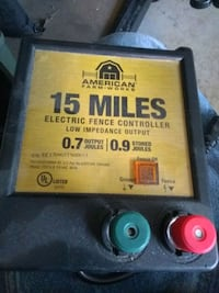 Electric fence ac power converter Chico, 95926