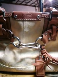 leather shoulder  coach bag brand new  Chattanooga, 37404