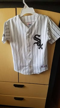 Chicago White Sox Jersey Size S Kids 12-14 Burbank, 60459