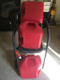 red and black push mower Bridgeville, 15017