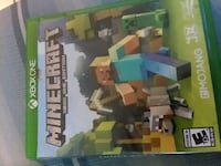 Minecraft Xbox One game case Tampa, 33612