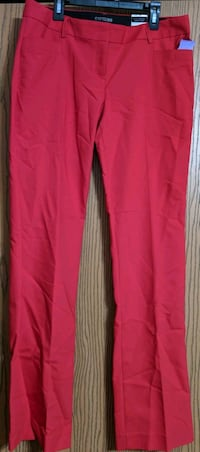 Express red pants 6R NEW Grove City, 43123