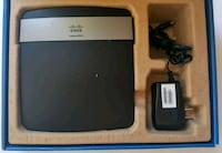Router Linksys double bande 'N' 791 km