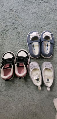 Baby girl shoes  Mississauga, L5C 1A4