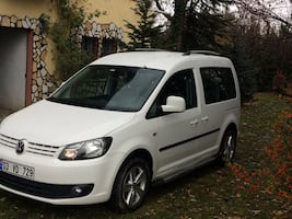 Volkswagen - Caddy - 2011