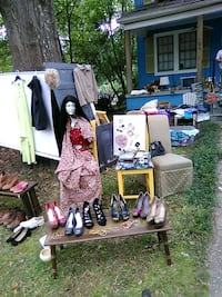 Yard sale multi-family