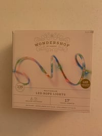 MULTICOLOR LED ROPE LIGHTS Fogelsville, 18051
