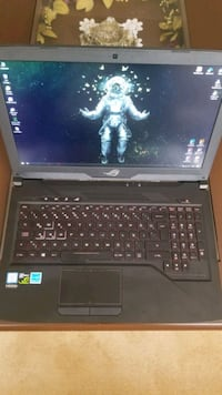 Asus gaming laptop (GL503VS) strix scar edition Zeytinburnu, 34025