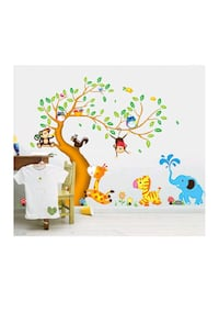 Wall Stickers, removable. Brand New. Childrens. Description in the pic