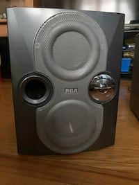 RCA Stereo System