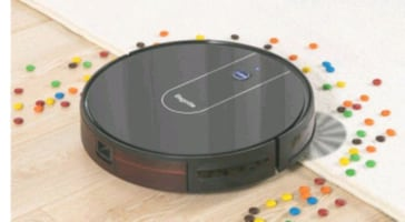 Robot Vacuum, 1600Pa Wi-Fi, App, Scheduled Clean ++ NEW ½ PRICE