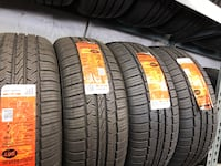 225/60R16 SET OF 4 TIRES ON SALE WE CARRY ALL BRAND AND SIZES