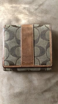Coach Wallet Herndon, 20170