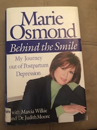 Marie Osmond's PPD Book Virginia Beach, 23456