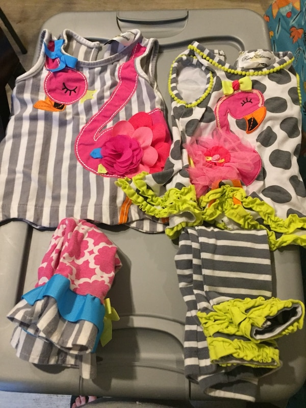 db5451c11 Used 12-18 month baby girl clothing lot for sale in Jamestown - letgo