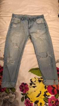 Zara Boyfriend Jeans  Richmond Hill, L4E 4B6