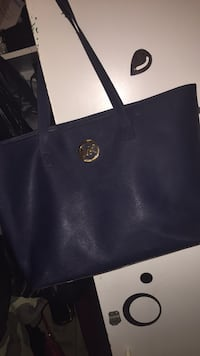 blue Michael Kors leather tote bag Jersey City, 07305