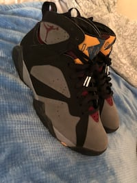 Jordan retro 7 Bordeaux size 12  Reston, 20191