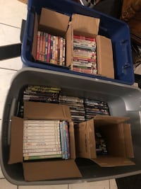 Hundreds of DVDs to choose from Riverside, 92503