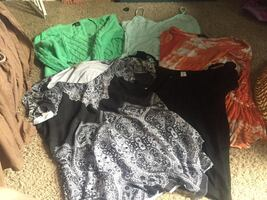 Size large huge clothing lo!
