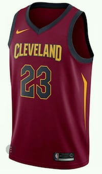 Cleveland Cavaliers Lebron James Nike NBA Jersey NEW