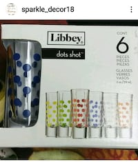 Shot Glasses Baltimore