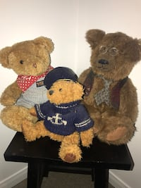 Collectible Stuffed Bears Innisfil, L9S