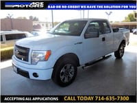 2014 Ford F150 Super Cab XL Pickup 4D 6 1/2 ft Anaheim , 92807