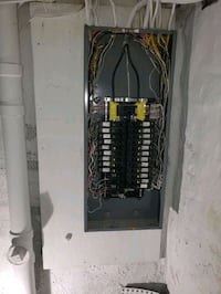 Contracting, electricity, electric panel all types