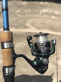 Shimano Fishing Combo Houston, 77095