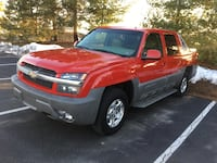 Chevrolet - Avalanche - 2002 Stafford, 22554