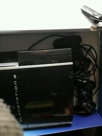 Ps3 combo 3 games two control  and wireless jeadse Edmonton, T5Z 0J1