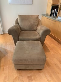 Italian made chair and ottoman Los Angeles, 90049