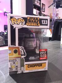 Pop ! star wars vinyl figure Toronto, M3H 4K5