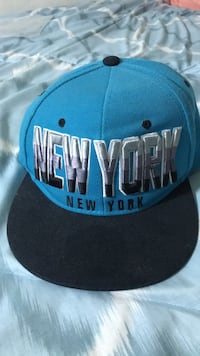 Blue and black new york SnapBack  Rowland Heights, 91748