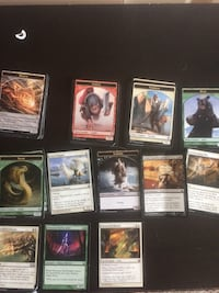 Magic collectible trading cards  Port Moody, V3H