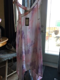 Ladies lounge gown