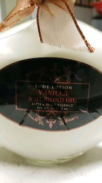 vanilla and almond oil body lotion Choctaw, 73020