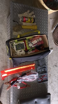 Rescue safety kit. Toronto