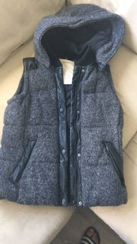 Zara vest (size small) with hood Toronto, M5V