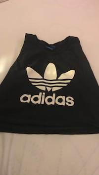 black and white Adidas tank top Courtice, L1E 1Y2