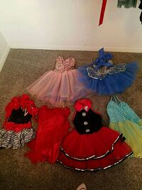 Dance Competition dresses