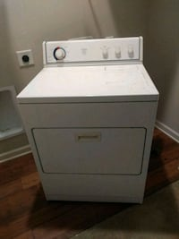 white front-load clothes dryer Rome, 30161