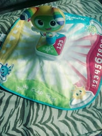 baby's green and white bouncer Lansdowne, 21227