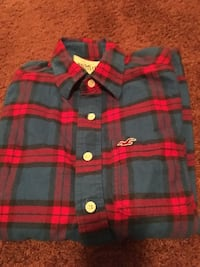 Like New Hollister Flannel shirt.Size Sm. Bealeton, 22712